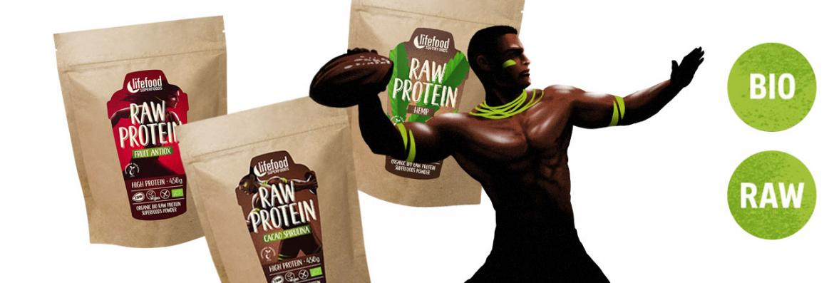 Rohes Protein