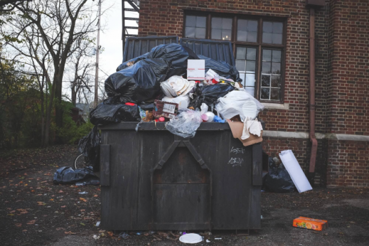 Warum wir alle weniger Müll produzieren sollten
