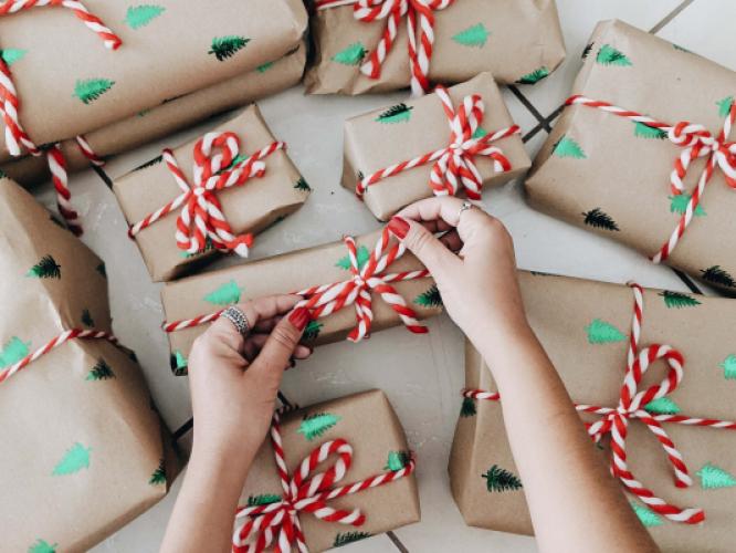 5 Tipps für Weihnachtsgeschenke - Glücklich und gesund Schenken