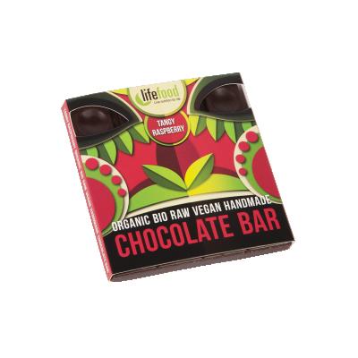 Lifefood Schokolade - Spritzige Himbeere ROH BIO 35g