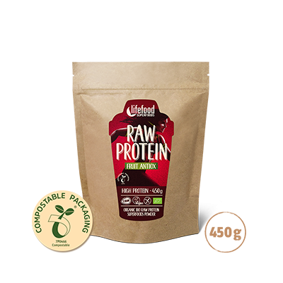 Raw Protein – Fruit Antiox ROH BIO 450 g