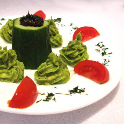 Dill-licious - lifefoods gefüllte Gurken