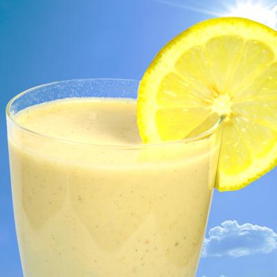 Zitronen-Dessert