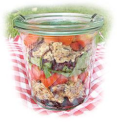 lifefood's Oliven-Picknick