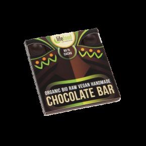 Lifefood Schokolade 80 % Kakao ROH BIO 35g