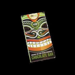 Lifefood Schokolade Hanf ROH BIO