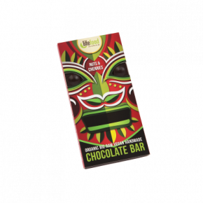 Lifefood Schokolade Kirsche & Nuss ROH BIO