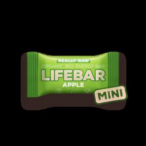 MINI Lifebar Apfel ROH BIO