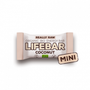 MINI Lifebar Kokos ROH BIO