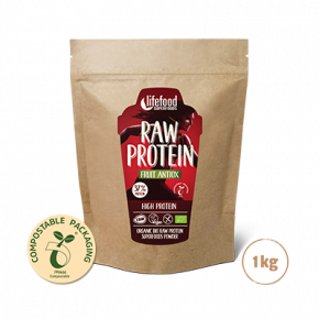 Raw Protein – Fruit Antiox ROH BIO 1 kg