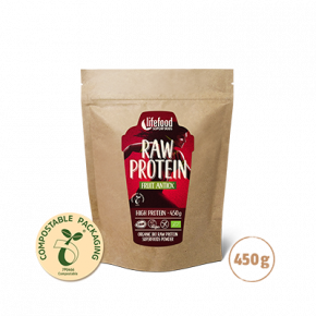 Raw Protein – Fruit Antiox ROH BIO 450 g