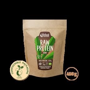 Raw Protein – Hanf ROH BIO 450 g