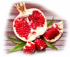 Granatapfelkerne – Vitalquelle aus dem Orient