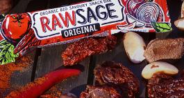 Rawsage, die erste roh-vegane Wurstalternative!