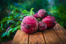 Superfood Rote Beete