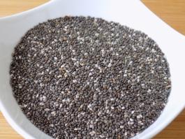 Gesund durch Chia-Samen