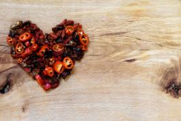 Rohköstlicher Valentinstag bei Lifefood
